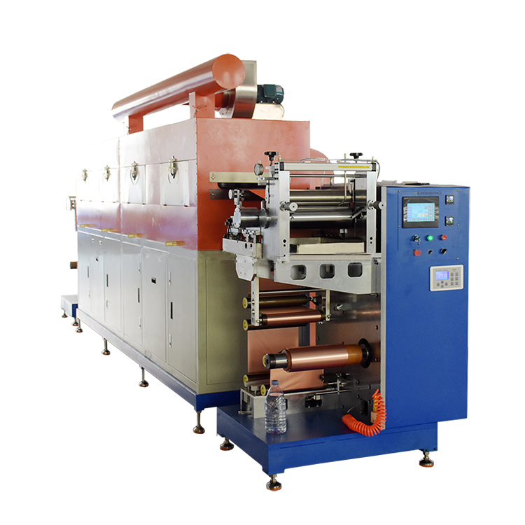Roll Coating Machine