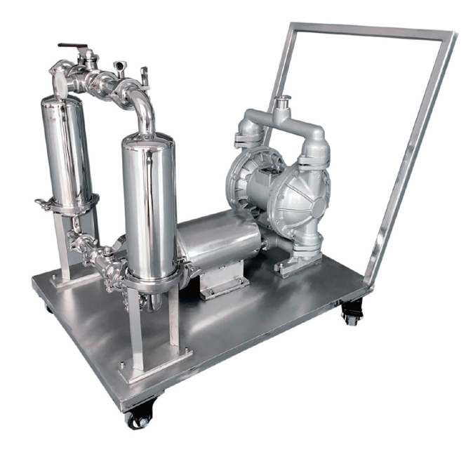 Removal Filtration System